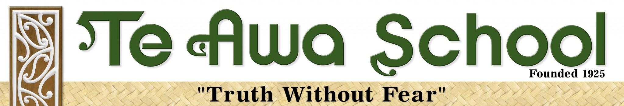 Te Awa School Logo